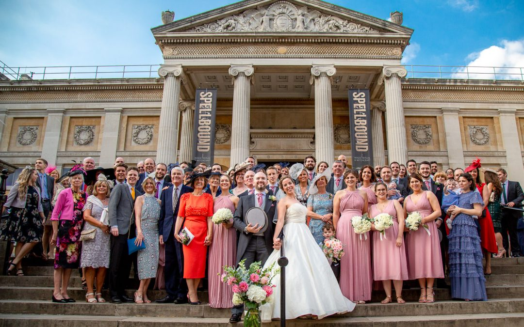 Ashmolean Museum Wedding