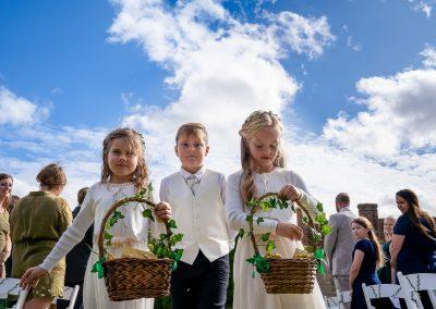 Outdoor Weddings Notley Abbey