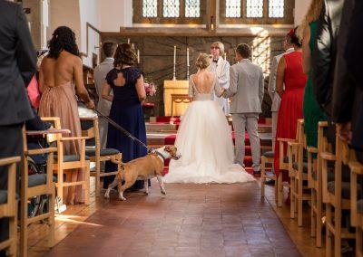 English Church weddings