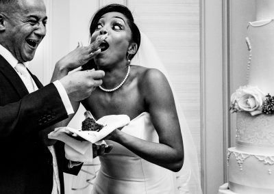 Wedding Cake Fun